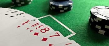 Spelbord, spelkort och spelmarker